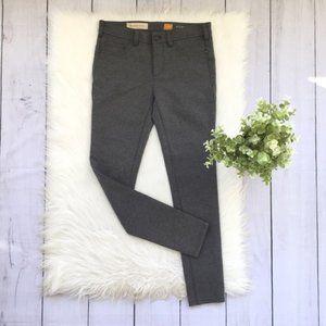 Anthro, Pilcro, Gray Comfy Serif Legging Pants 137